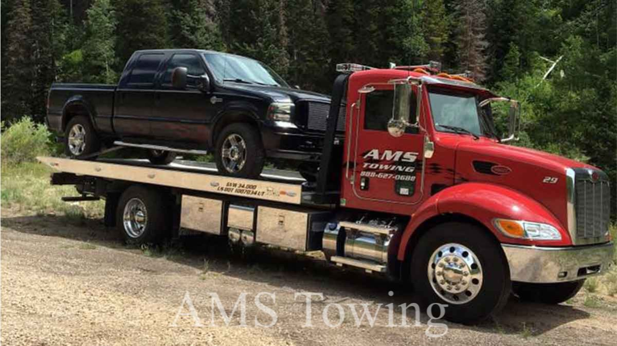 Ogden UT Towing Company
