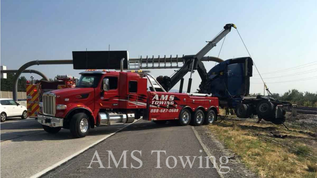 Heavy Towing Salt Lake
